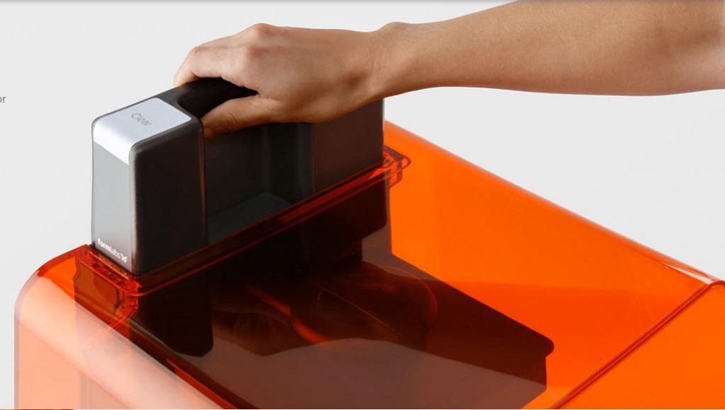 پرینتر سه بعدی formlabs