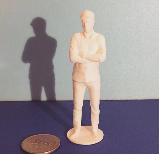 ساخت مجسمه تندیس (تمام بدن)