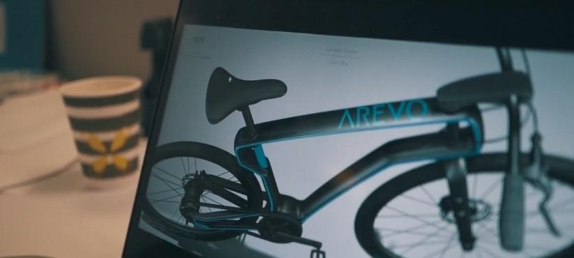 پرینت سه بعدی دوچرخه هوشمند