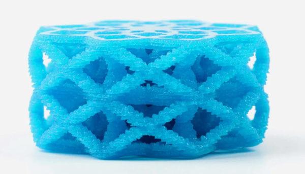 پرینت سه بعدی از جنس سیلیکون